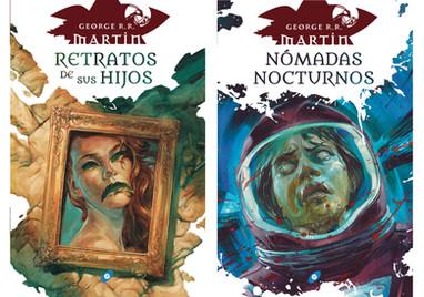 Diseño e ilustraciones para relatos de George RR Martin