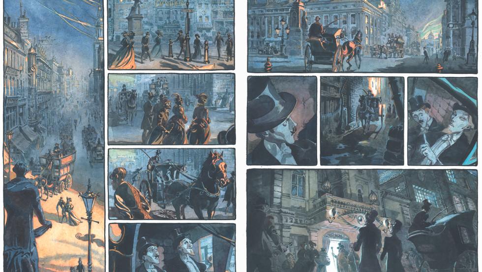 Páginas de Dorian Gray