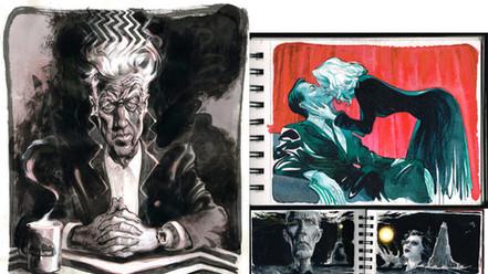 David Lynch y Twin Peaks