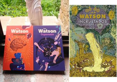 Cubiertas para Ian Watson