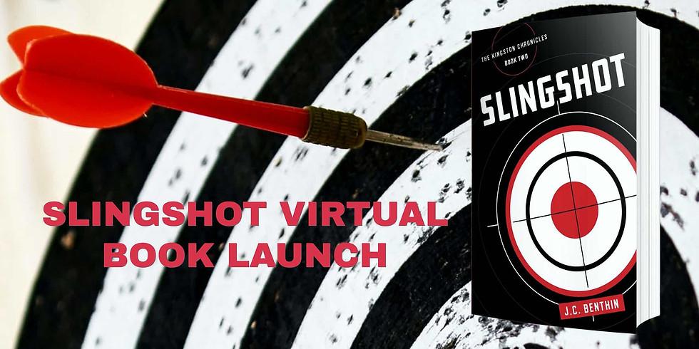 SLINGSHOT VIRTUAL BOOK  LAUNCH EVENT