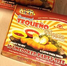Uncooked Tequeños -Flamingo Latin Foods