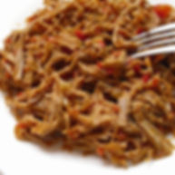 Flamingo Latin Foods - carne mechada_shredded