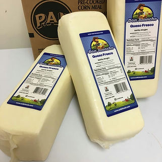 Flamingo Latin Foods _ Fresh cheese