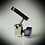 Thumbnail: Magnetic mic stand adaptor for Abox, iPad e.t.c.