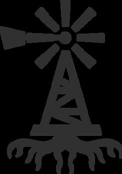 Blake Reid Band   Windmill Logo