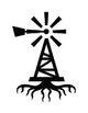 Blake Reid Band Windmill Logo 4