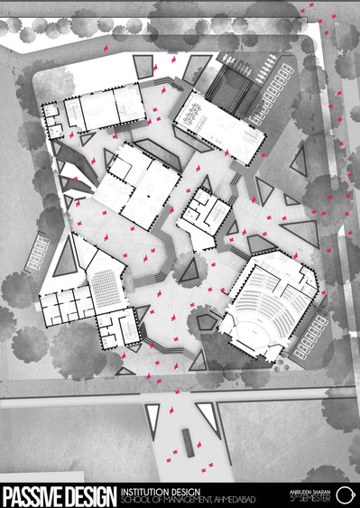 Institution Design | Portfolio | Aniruddh Sharan Architecture
