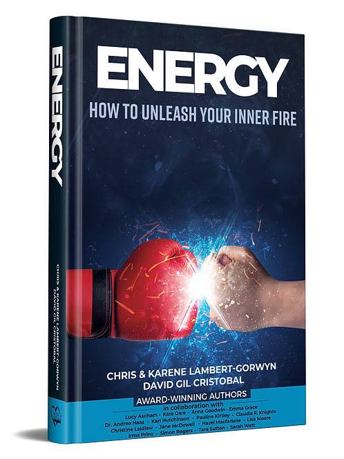 Energy: How to Unleash Your Inner Fire