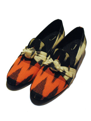 Ikat Loafers
