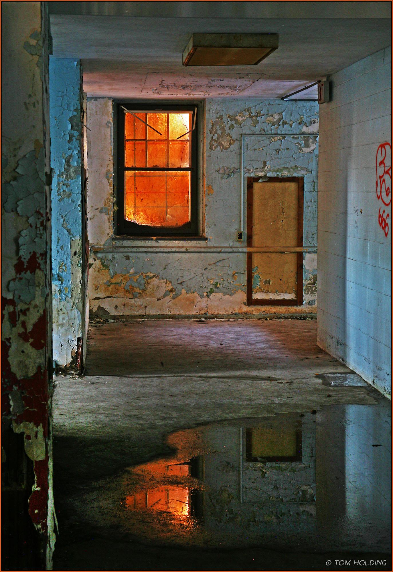 Hallway Reflection