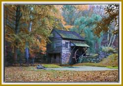 Monet's Mill