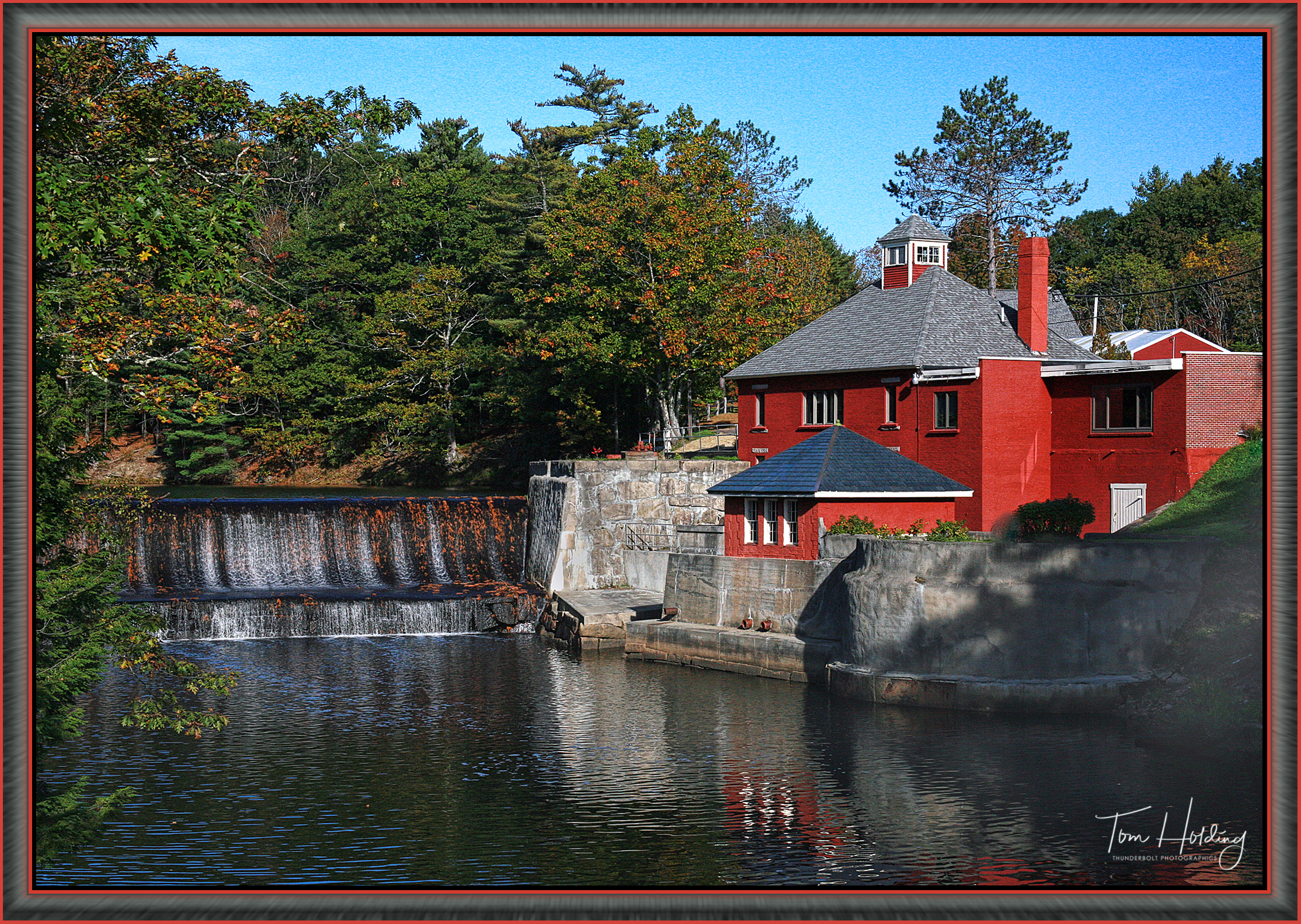 Water Works Mill