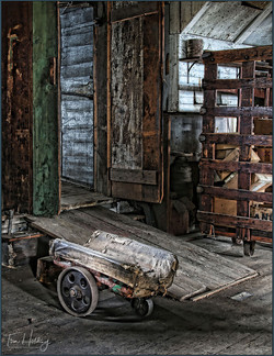 The Fabric Cart