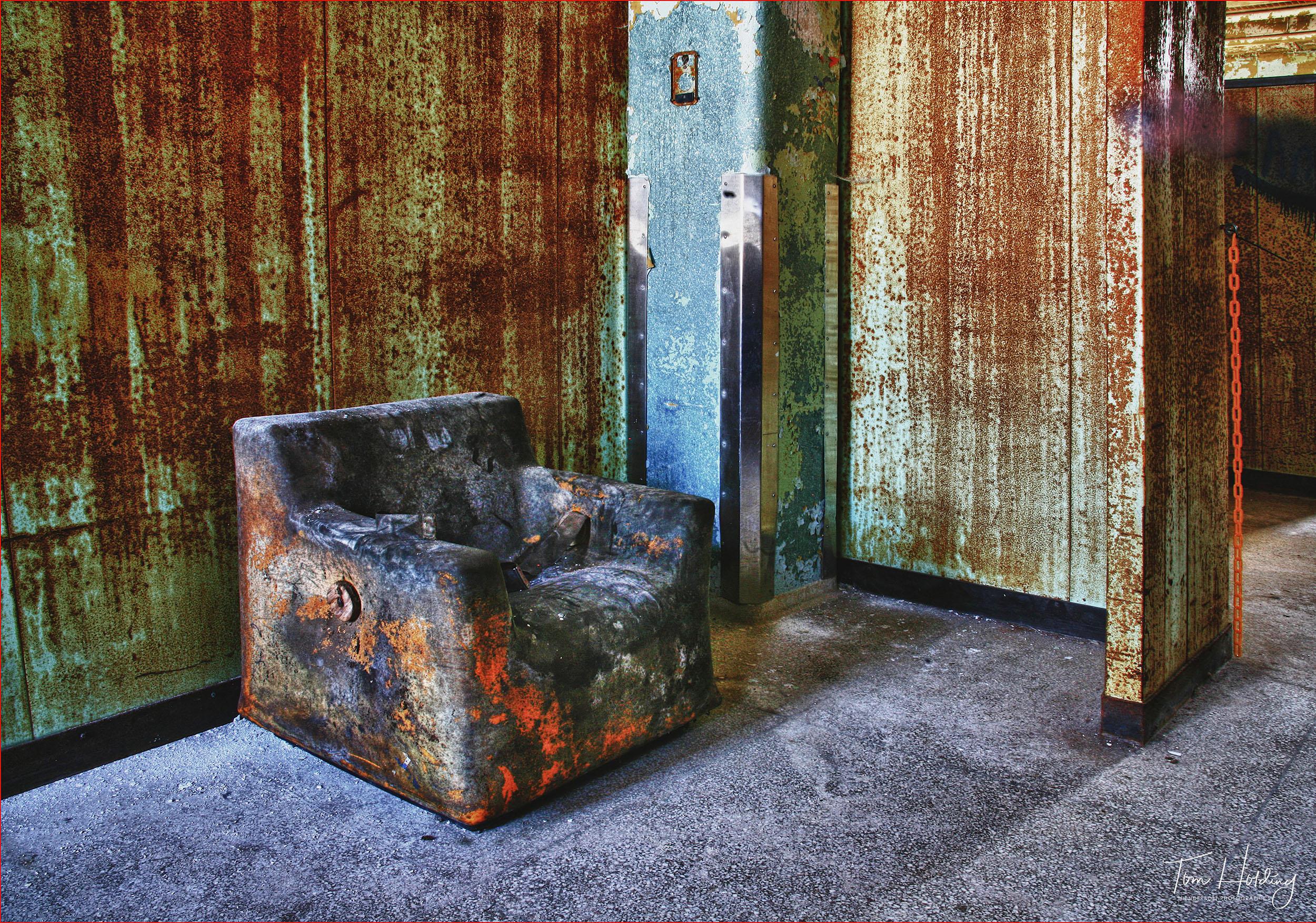 Chair & Wall
