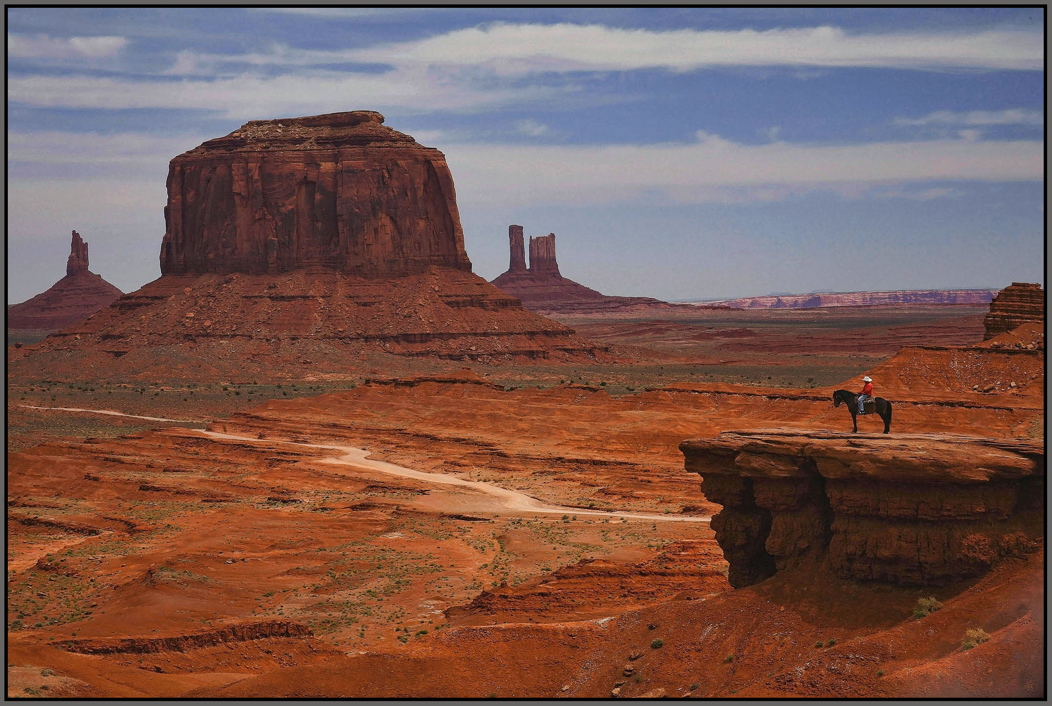 Monument Valley Rider