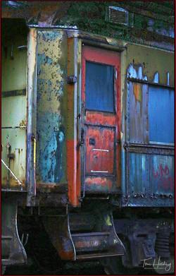 The Train Door