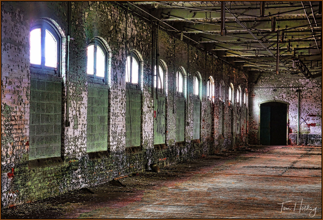 Forgotten Factory