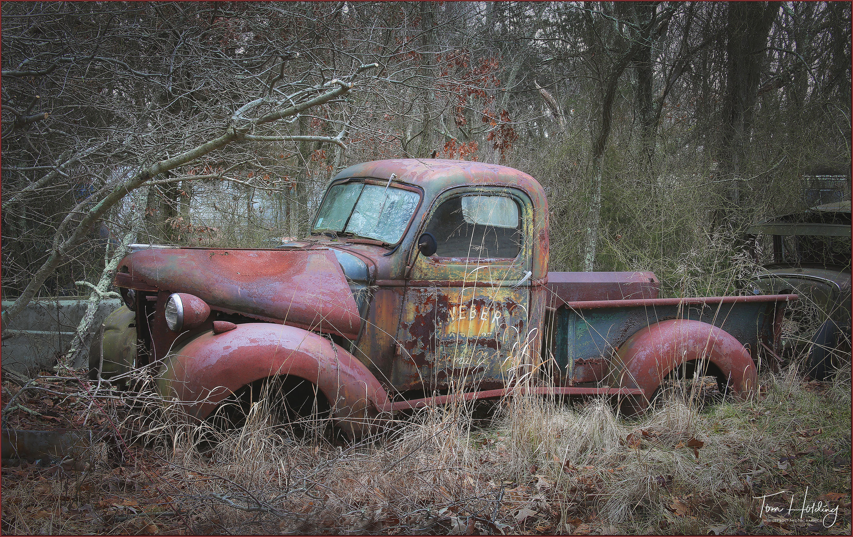 Weber's Truck
