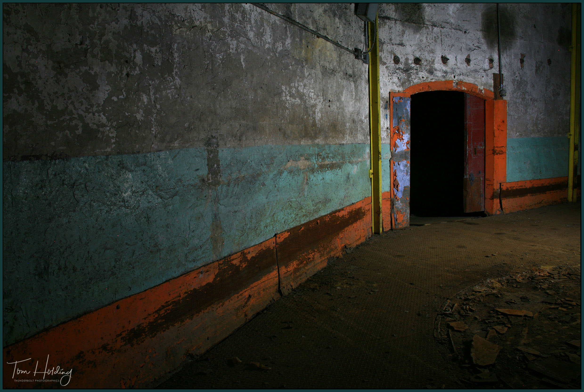 End of the Hallway