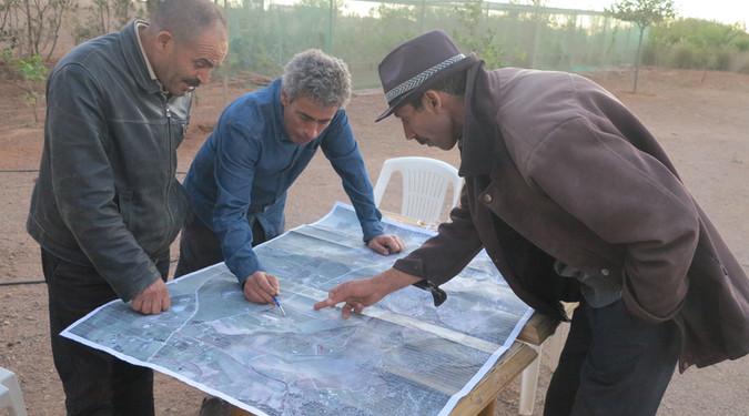 Kariati Hayati (Mon village, ma vie) Douar Benni Aïssi Province de Benslimane, Maroc 2017 à ce jour