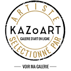 Macaron_Artiste_sélectionné_par_KAZoART.