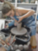 clases, curso, gres, ceramica gres, cerámica gres, taller bellavista, taller providencia
