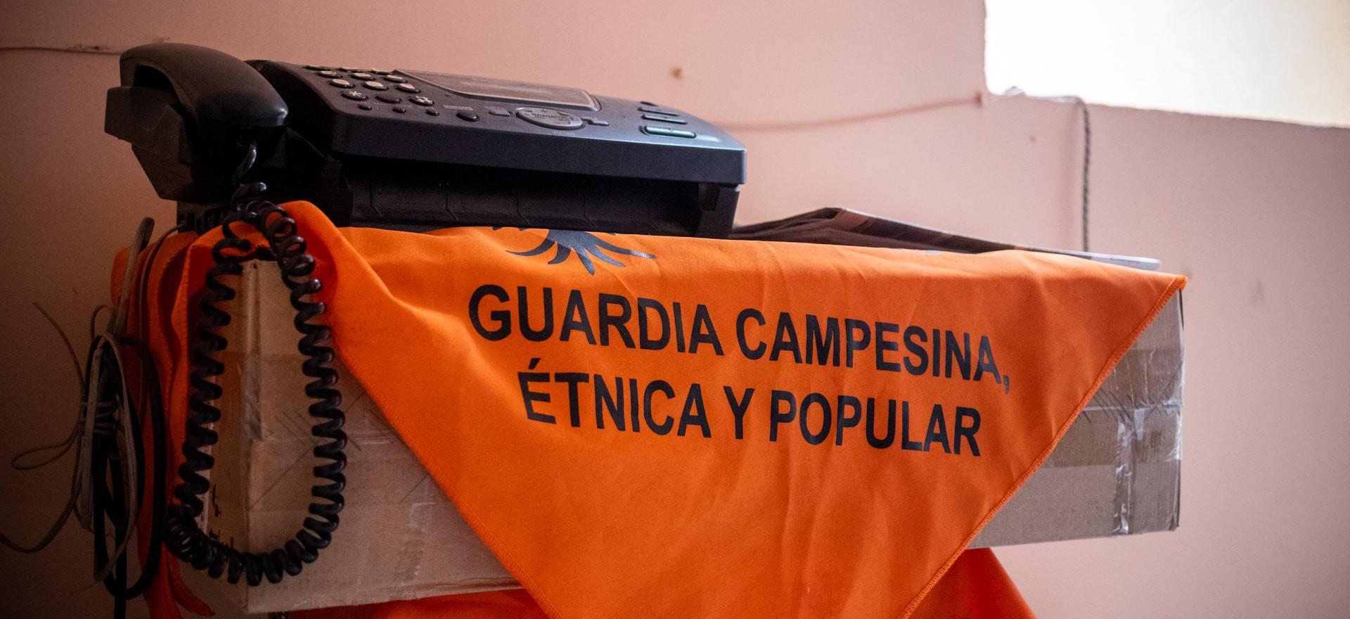 Lucha por los derechos territoriales y colectivos