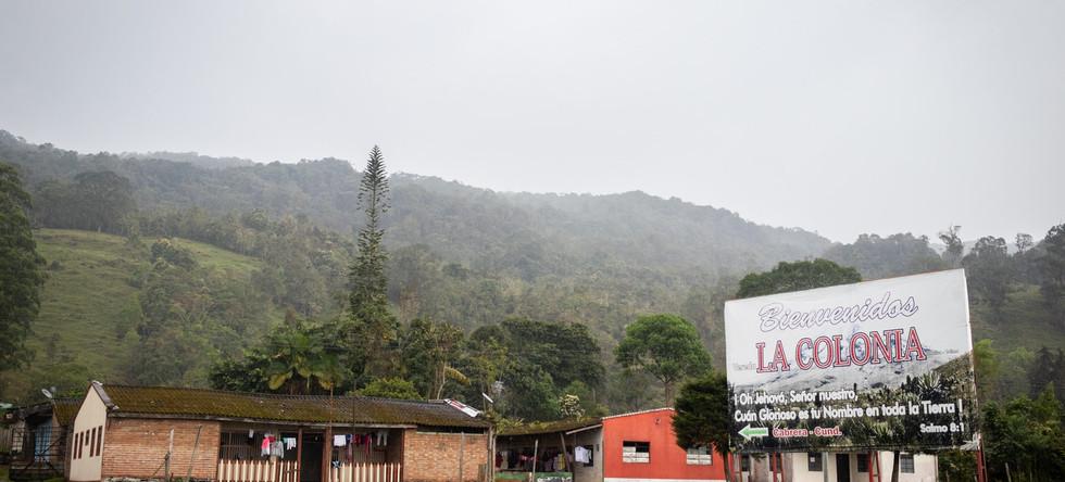 La Colonia agrícola de Villarrica
