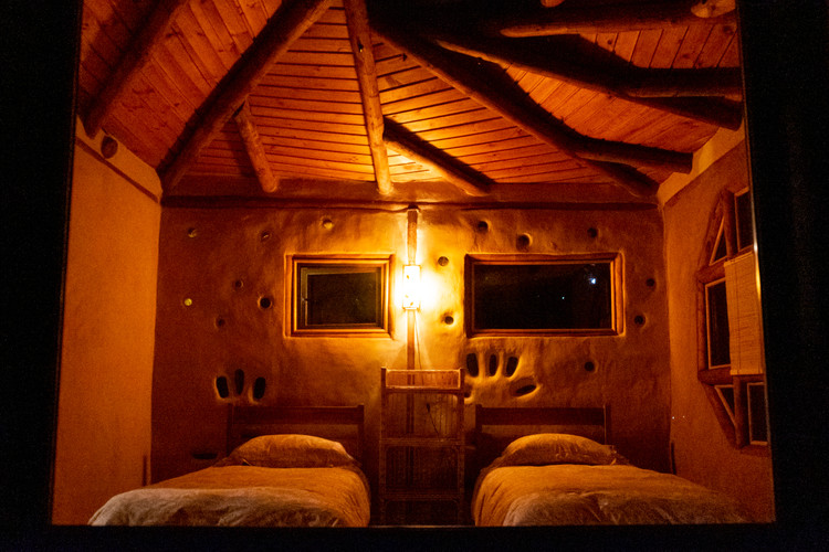 Eco House - Second Bedroom