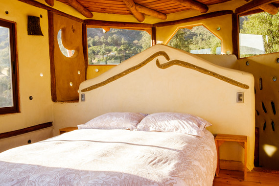Eco House - Main Bedroom
