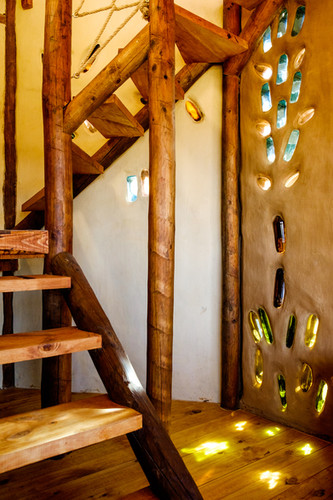 Eco House - Stairs