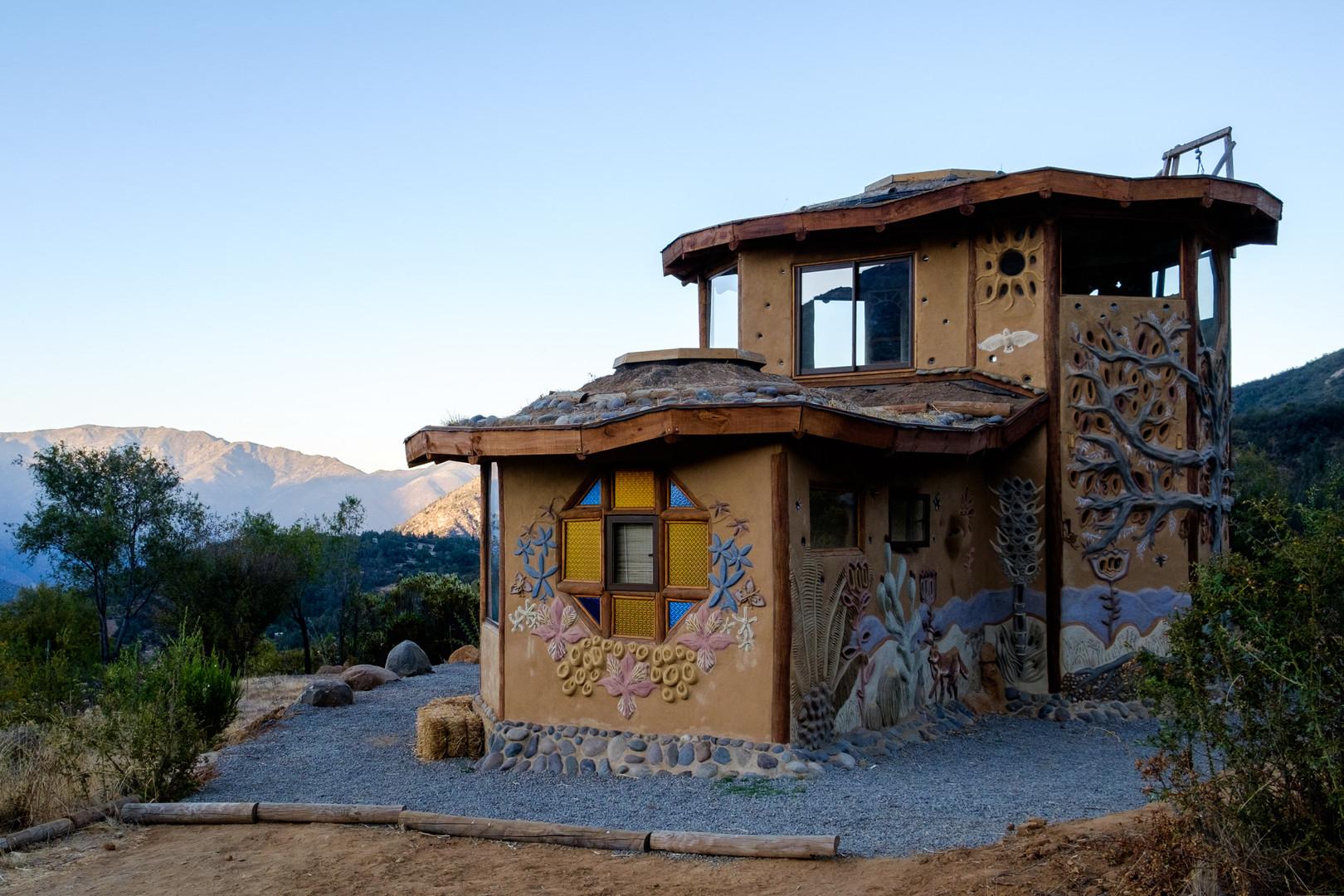 Eco House - Outside