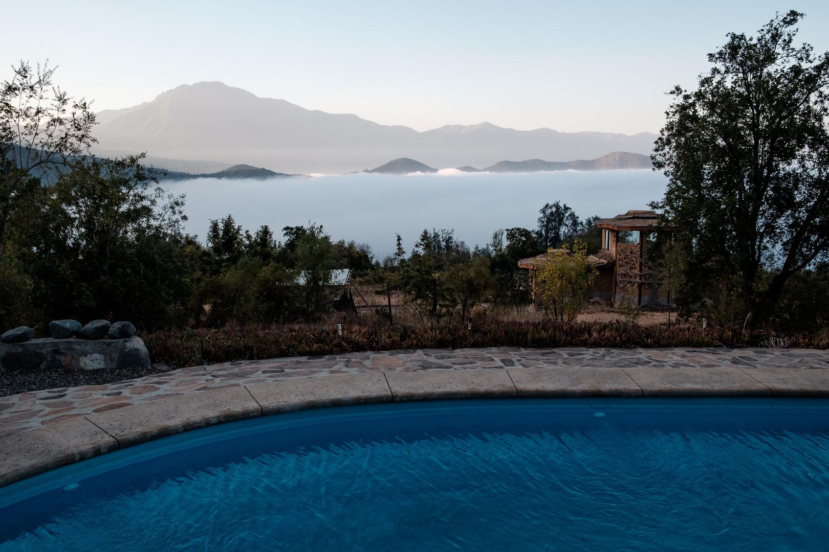 Simming Pool - Sunrise