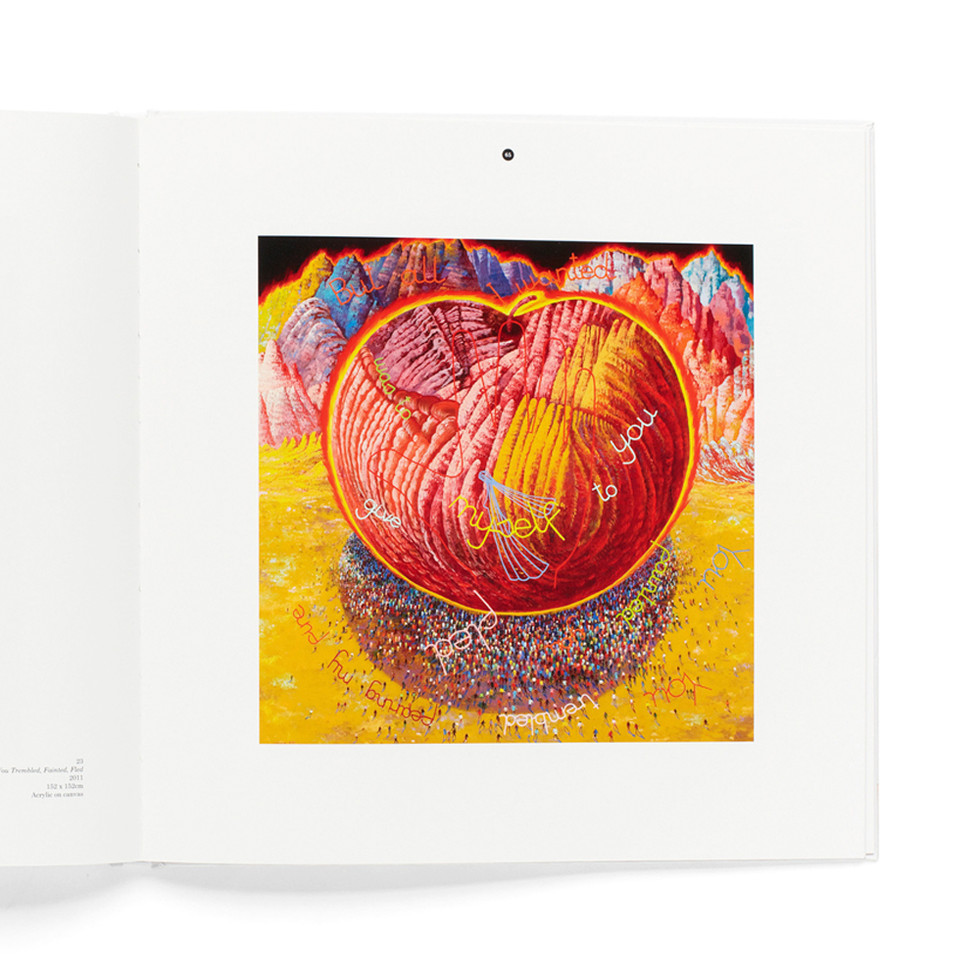 Painting The Song ( Book - Sold Out )
