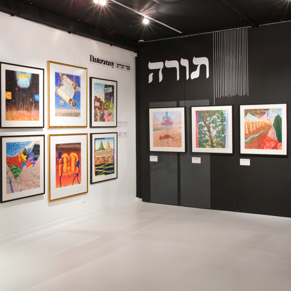 PaintingTheTorah_Exhibition