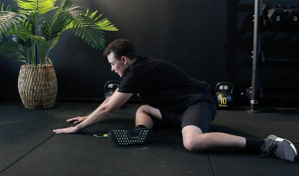 Hip 90/90 Mobility Stretch