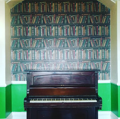Piano Alcove