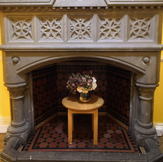 Our Beautiful Original Fireplace