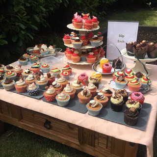 Cupcake Open Day