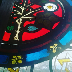 Our Stained Glass