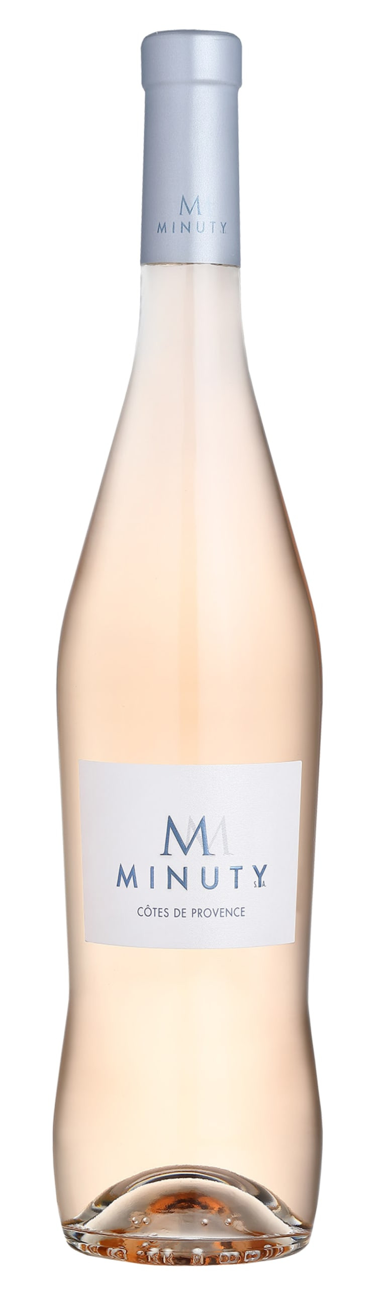 Bottle of Minuty Rose