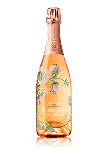 Bottle of Perrier Jouet Belle Epoque Rose