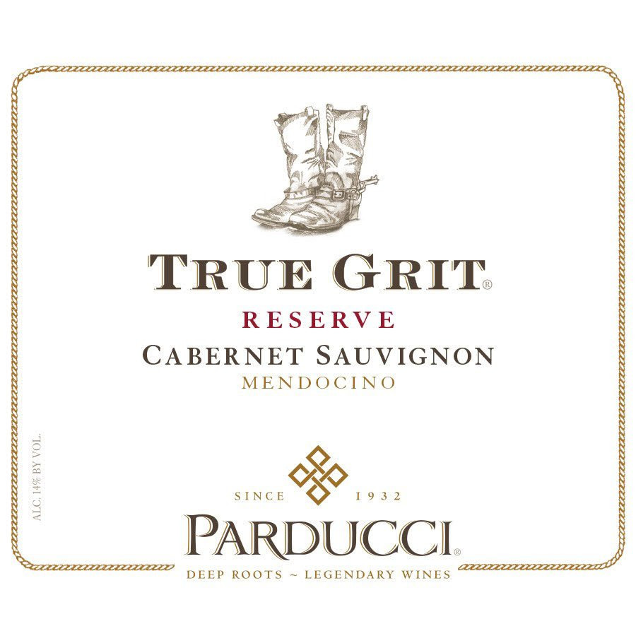 True Grit Cabernet Sauvignon