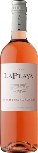 Bottle o La Playa Estate Cabernet Sauvignon Rose