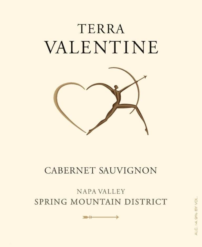Terra Valentine label