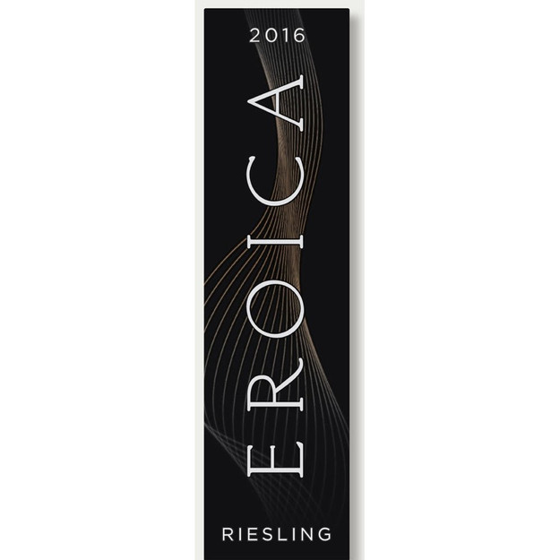 Eroica Riesling Label