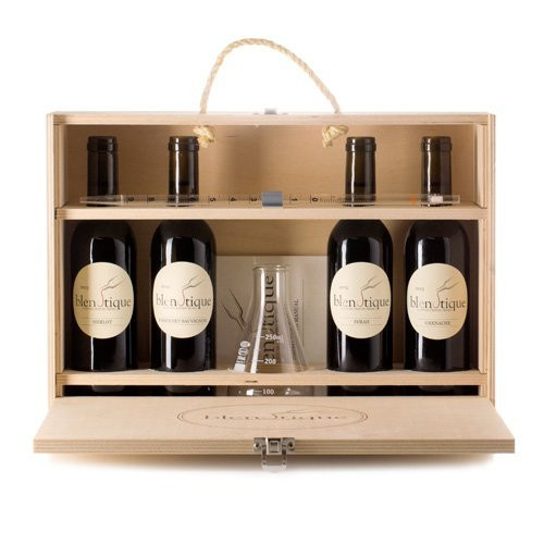 Wine blending kit.