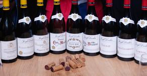 Burgundy Region Wine Tasting: Chardonnay & Pinot Noir