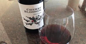 Trader Joe's Cherry Blossom Wine